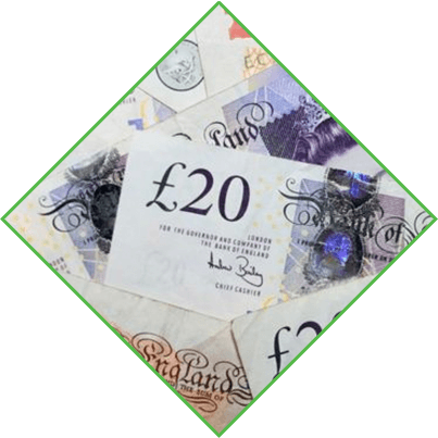 UK Tenant Deposit with Money